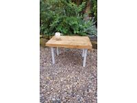Coffee table shabby chic rustic
