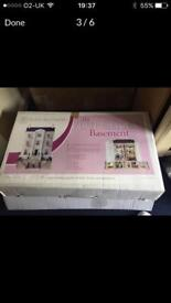 Dolls house. Build and decorate