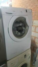 HOOVER 8KG 1400 SPIN WASHING MACHINE WITH 3 MONTHS GUARANTEE