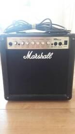 Marshall MG 15CDR Amp