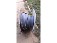 Coil cable - 6mm - 3 core