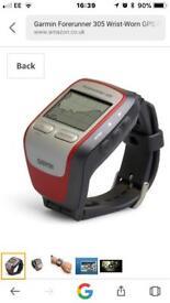 Garmin 305 gps exercise watch (Wallsend area )