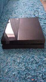 Playstation 4 console. Faulty, spares or repair