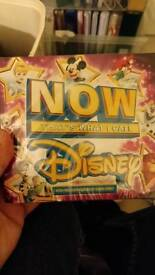 NOW thats what I call Disney cds brand new