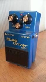 BOSS Guitar Pedal/Blues Driver BD-2
