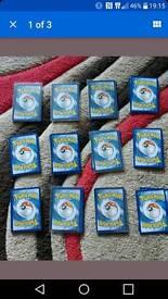 110 Pokemon Cards