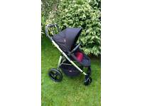 Phil & teds smart lux buggy stroller pushchair pram