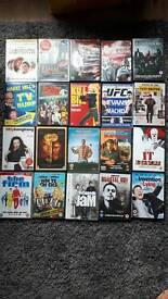 Huge selection of dvds!