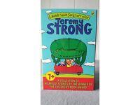 Jeremy Strong book set