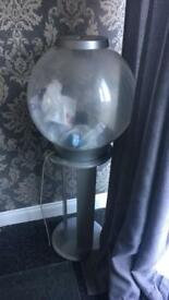 60litre biorb with stand and accessories
