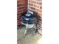 Weber Compact Kettle Charcoal Barbecue 47cm