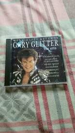 Gary Glitter Many Happy Returns The Hits Rare OOP Deleted CD