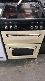 Cream leisure cooker 60cm