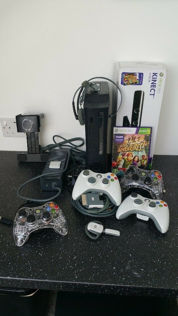 Xbox 360 Elite 120gb bundle + Skylanders, Lego dimensions & Disney infinity  starter packs | in Hartlepool, County Durham | Gumtree