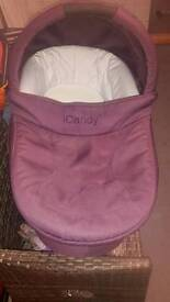 Carrycot for icandy cherry