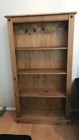 corona bookshelf