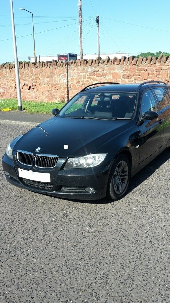 BMW 320d E91 Estate Spares or Repair, Possible Blown Turbo Engine Problems  | in Dunbar, East Lothian | Gumtree