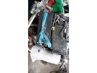 Mercedes 180 kompressor Engine