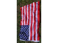 USA - American Flag Patriotic 50 Stars Big Flag United States Stars & Stripes