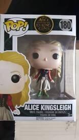 Pop No180 Alice Kingsleigh