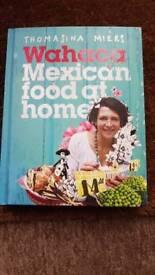 Like new Wahaca cookery book