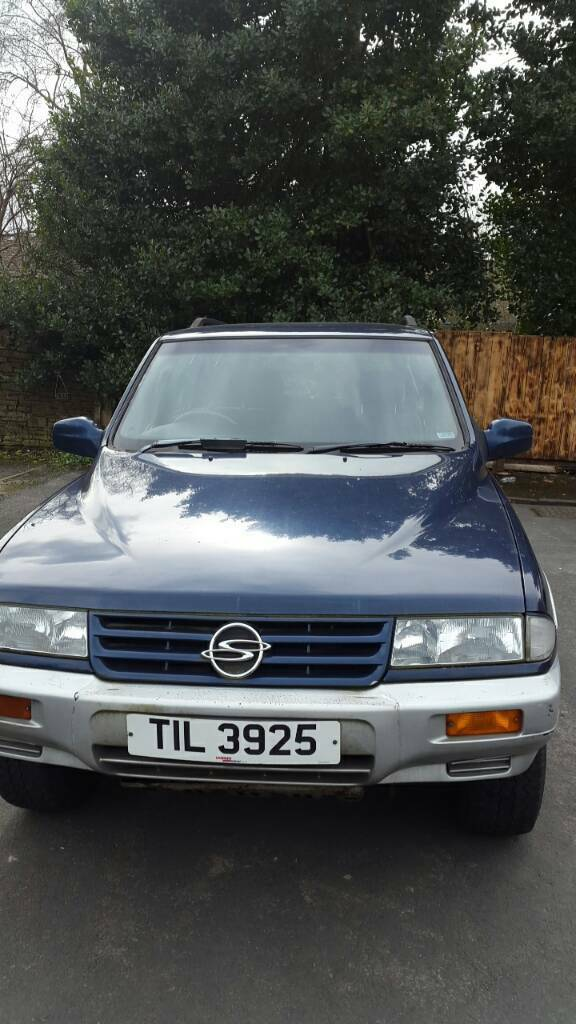 1997 Ssangyong Musso 2.9 diesel 4WD