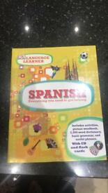 Spanish DK Language Learner