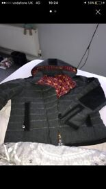 Men's Armani jeans coat