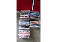 Selection of DVDS: FILM, TV AND STAND UP COMEDY