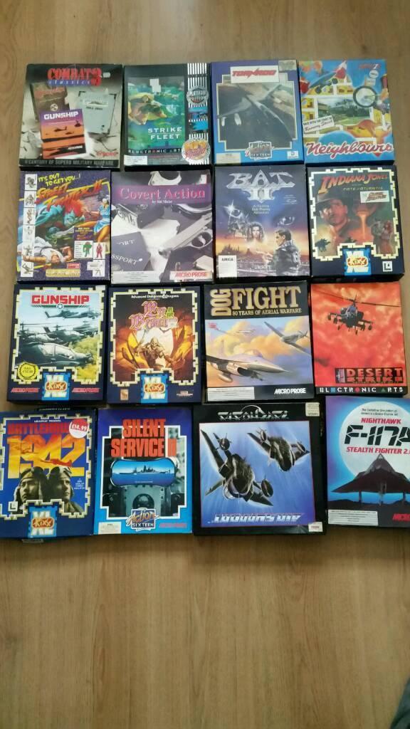 Amiga games | in Bury St Edmunds, Suffolk | Gumtree
