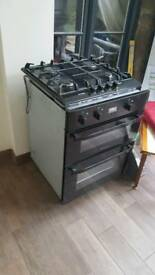 Oven and gas hob