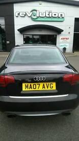 Audi A4 S Line 2.7 Diesel 7 speed Automatic, 1 yr MOT.