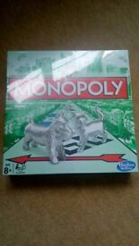 Brand new monopoly, shrink wrapped, duplicate gift