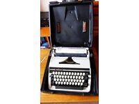 Vintage Adler Gabrielle typewriter