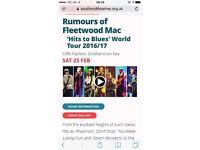 Rumours of Fleetwood Mac x 2 Cliffs Pavillion