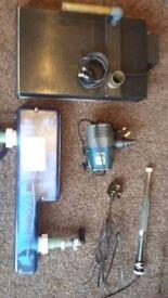 Marine tank protein skimmer /cv/heater/water pump