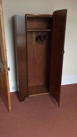 Two old (Antique) wardrobes for sale