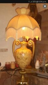 Lamp Large Stunning Lamp with Shade
