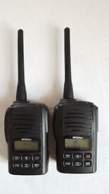 Professional walkie-talkie / compact personal business radios - Wintec LP4502e