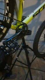 FSA comet mountain bike cranks