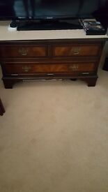 TV TABLE AS PER PHOTO GOOD CONDITION