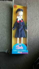 collectable boac cabin crew sindy doll's