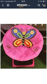 Butterfly Moon Chair