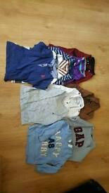 18 -24 mths boys clothing