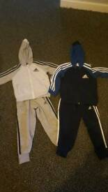 boys tracksuits 3-4 years
