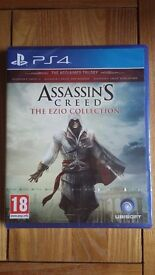 BRAND NEW SEALED 'Assassin's Creed' (The Ezio Collection)