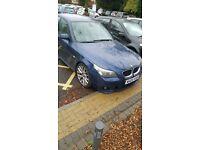 BMW E60 525D MSPORT