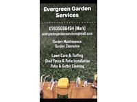 Evergreen Garden Services