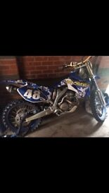 Yamaha yzf 250cc