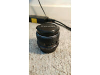 Pentax lens M 85 mm F2 very good condition